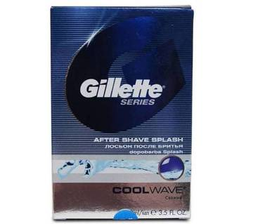 Gillette Series Cool Wave After shave Gel