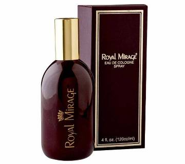Royal Mirage Brown Eau de Cologne Classic ফর মেন