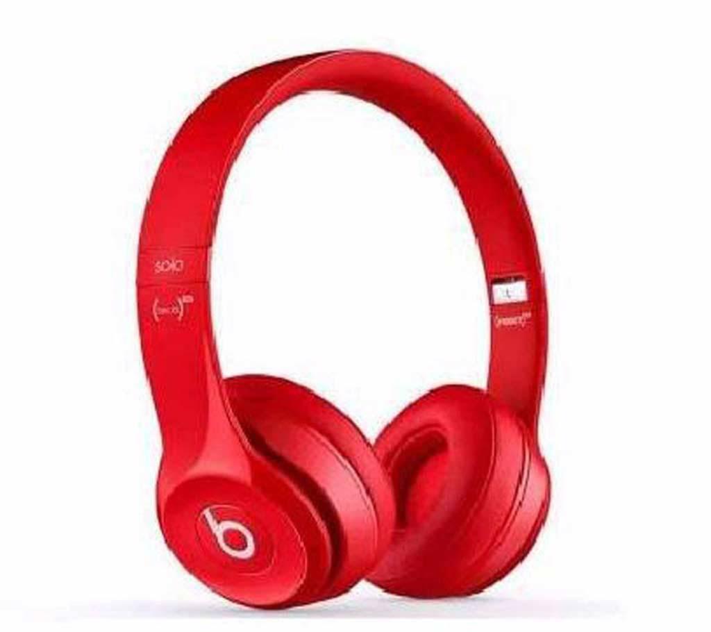 Beats Solo 2 ওয়্যারড হেডফোন (কপি) বাংলাদেশ - 544512