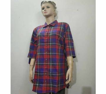 Multicolor Tunic Top for Women-941