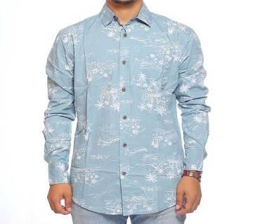 Mens Full Sleeve Casual Shirt -  236