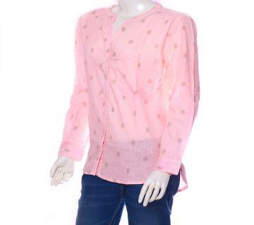 Light Pink Ladies Shirt - 920
