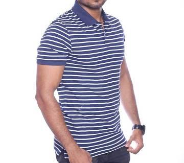 Black Polo Shirt for Men -103