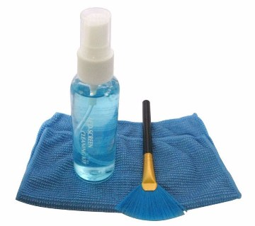 3 IN 1 laptop screen cleaning kit