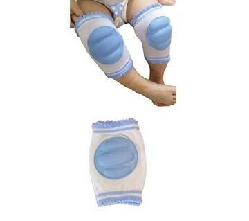 Baby Safety Cotton Elbow, Knee Pad Protector