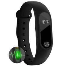M2 Smart Band with OLED Display Heart Rate Sensor