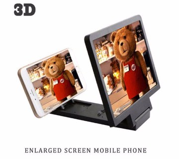 3D Mobile Enlarged Zoom Magnifying Glass