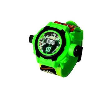Ben 10 Projector Watch for Kids