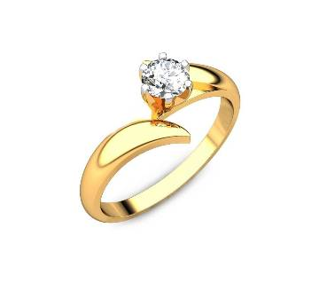 Gold Plated Finger Ring For Women