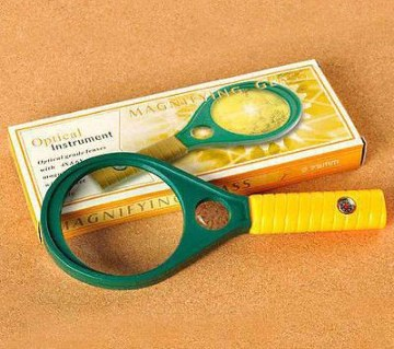 90mm Magnifying Glass 3X & 6X