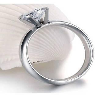 Silver Alloy Finger Ring