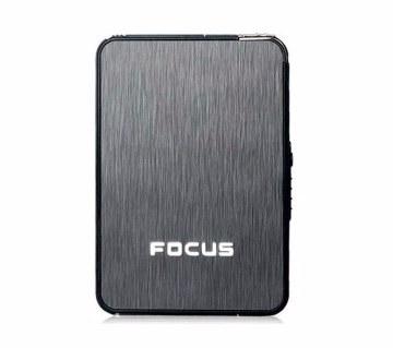 Focus Pioneer সিগারেট কেস উইথ লাইটার