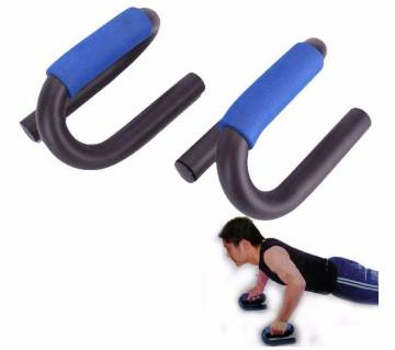 PUSH UP PRESS UP Stand