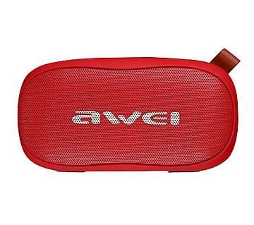 Awei-Y900 Bluetooth Wireless Speaker - Red