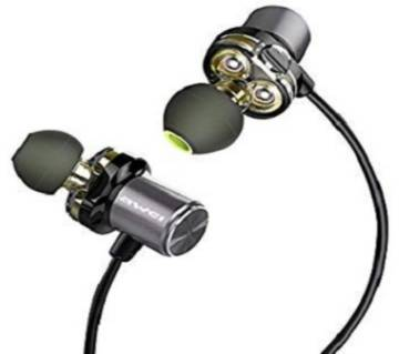 AWEI X670BL Bluetooth Earphone Wireless Headphone Neckband Headset Earpiece