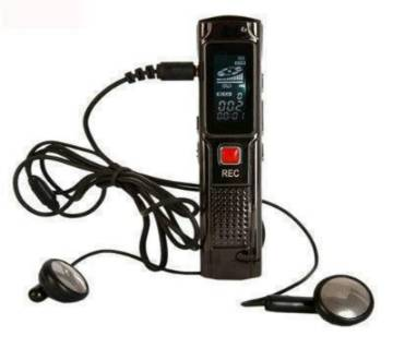Digital Voice Recorder with MP3 Function 809 USB