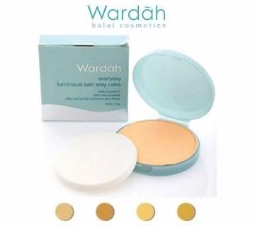Wardah Halal Cosmetics Everyday Luminous টুওয়ে কেক