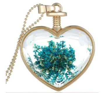 Heart Shaped Alloy Pendant