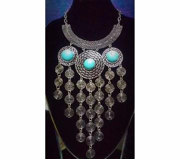 Antique Zinc Alloy Necklace