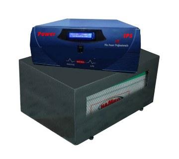 IPS 800VA 4-Light 4-Fan 165Ah Battery