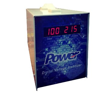 Power Digital Voltage stabilizer