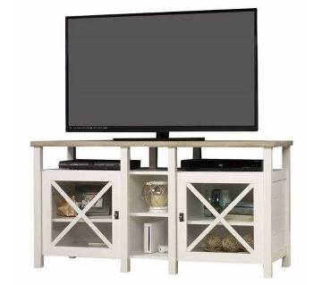 Wooden LED LCD TV Stand with Shelf