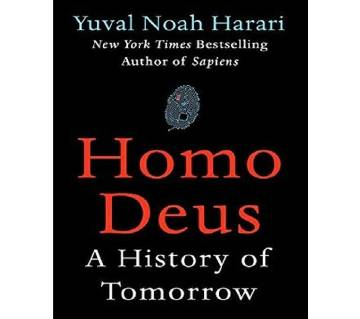 Homo Deus: A Brief History of Tomorrow (Local)
