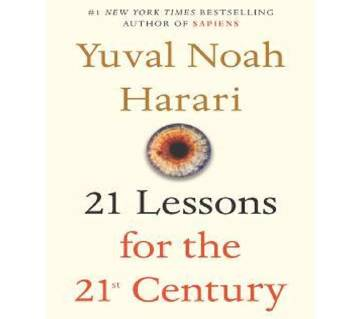 21 Lessons for the 21st Century( Local)