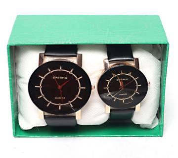Bariho Couple Wrist Watch Combo Offer-02