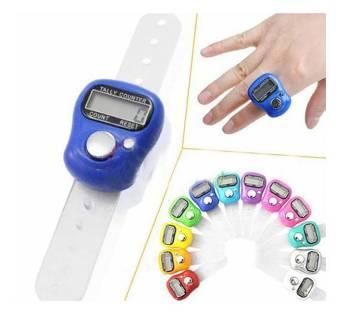 5-Digit Digital Ring Finger Hand Tally