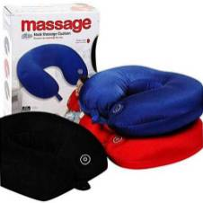 Travel Pillow Vibrating Neck Massager