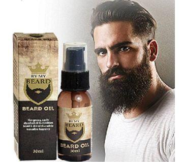 BY MY BEARD Beard Oil - 30ml - UK
