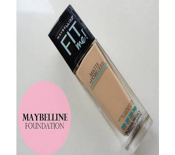 Maybelline Fit Me Foundation - shad 115 Ivory for Women