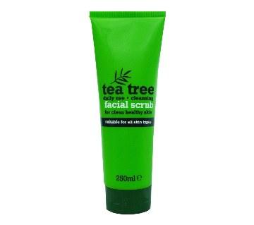 Tea tree Facial স্ক্রাব