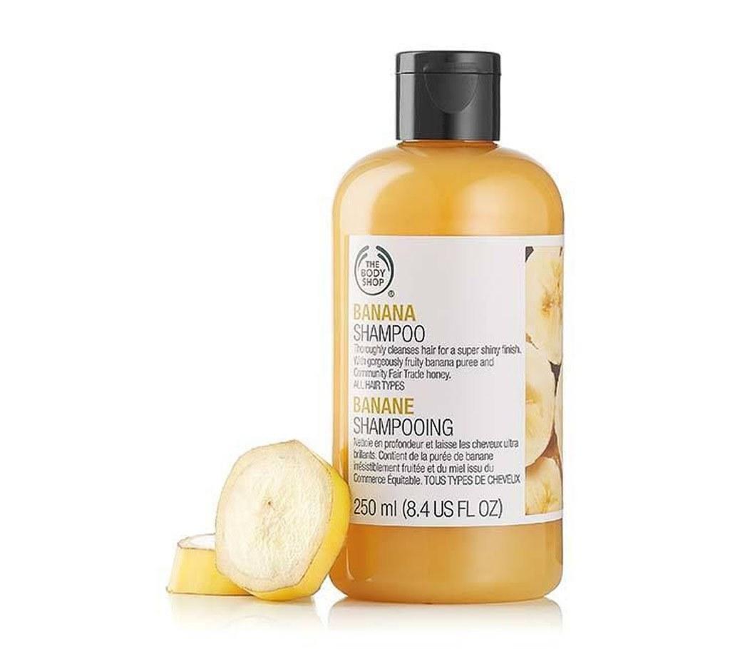 Buy The Body Shop Banana shampoo online in BD: