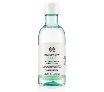 The Body Shop Aloe Calming টোনার