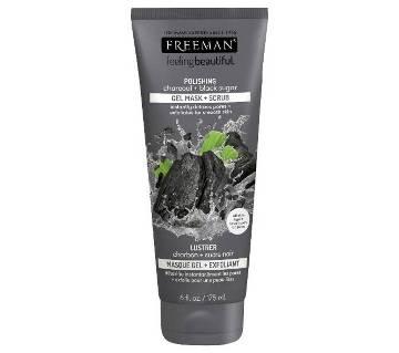 Freeman polishing charcoal+black sugar Gel mask+sc