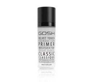 Gosh Velvet Touch ফাউন্ডেশন প্রাইমার Classic 30ml UK