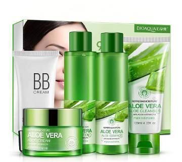 Gift Box Aloe Essence Skin Care Set