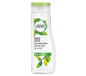 Herbal Essences Daily Detox Shine White Tea & mint shampoo