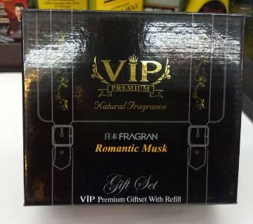 VIP Premium Romanti Musk Giftset car perfume