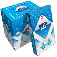 80 GSM legal size Paper (Nitol Paper)-10 ream