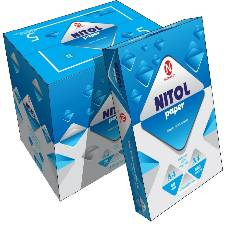 65 GSM legal size Paper (Nitol Paper)-10 ream