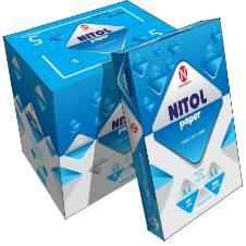 65 GSM A4 Paper (Nitol Paper)-10 ream