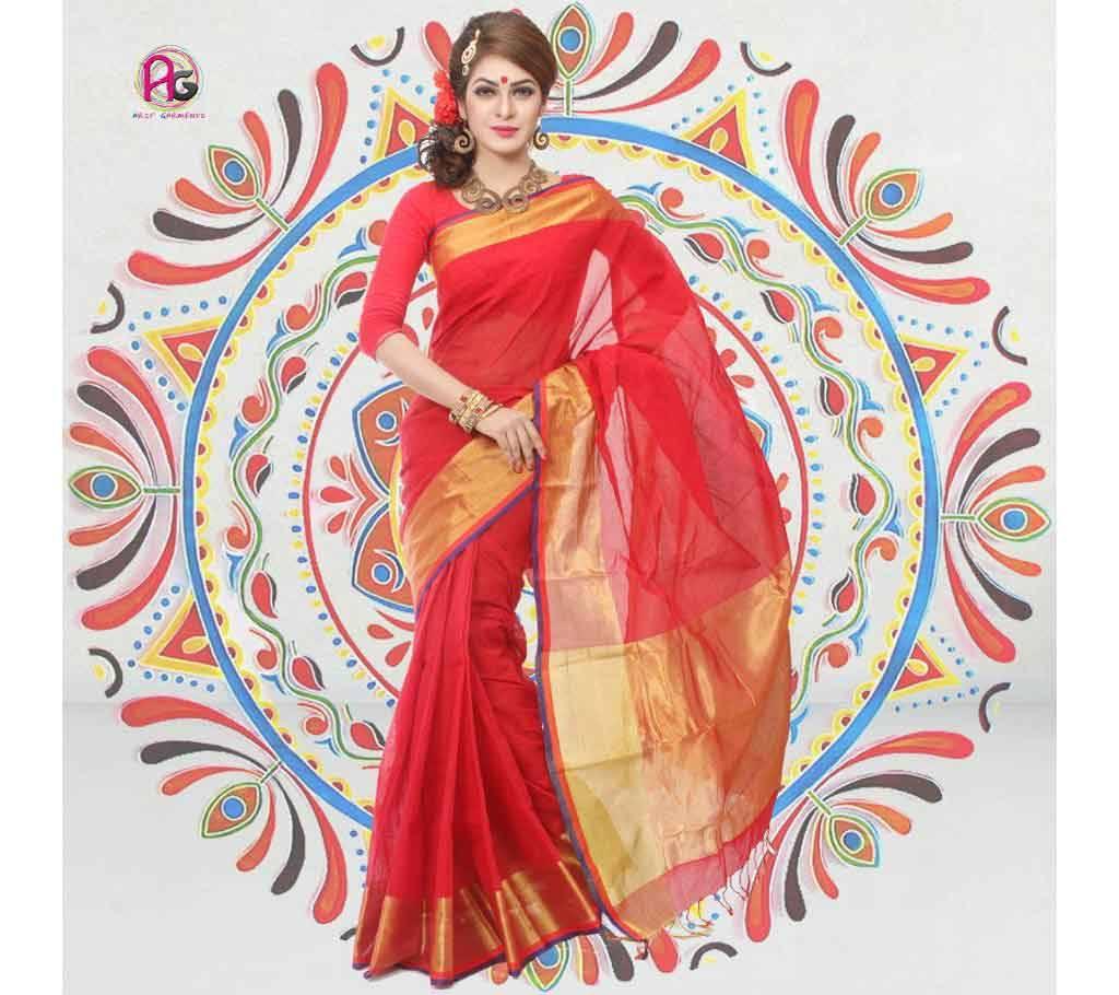 তাঁত কটন শাড়ী বাংলাদেশ - 684499