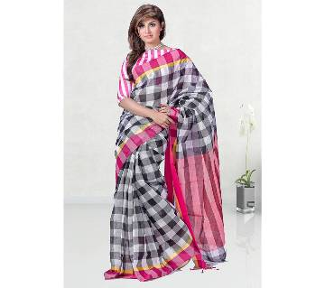 Pure handloom cotton sharee