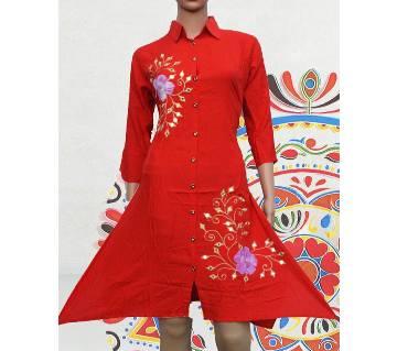 China Linen  Aplic & Embroidery