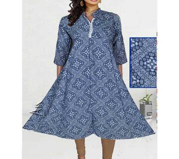 China Georgette Gown dress