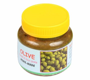 Olive Sweet & Sour Pickle (250g.)