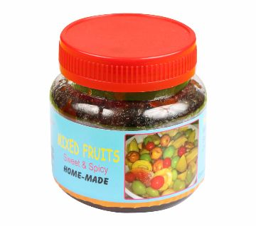 Mixed Fruits Sweet Sour & Spicy Pickle (250g.)